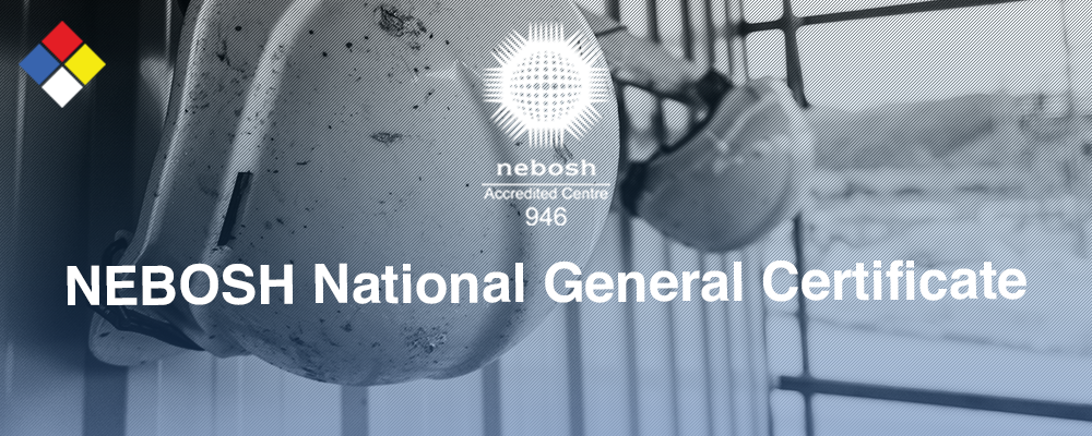 NEBOSH National General Certificate In Occupational Safety Study Health And With RTS