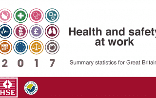 Health and safety statistics 2017 released by HSE