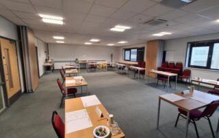 Covid compliant classrooms
