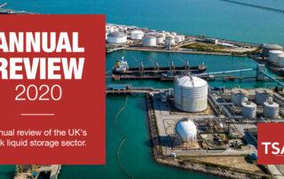 TSA releases annual review of UK bulk liquid storage sector