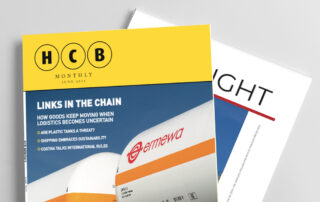 Two-magazine-covers-HCB-and-TSA-magazines-announce-collaboration